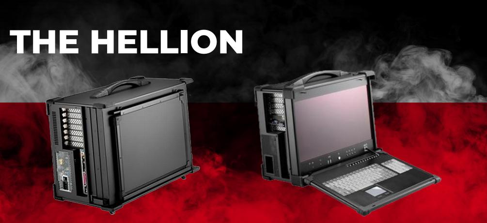 Silverdraft Hellion Workstation
